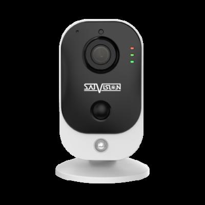 SVI-C223AW v2.0 Внутренняя IP-видеокамера 2Mpix, 2,8мм. со встроенным микрофоном, динамиком и Wi-Fi
