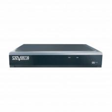 SVR-4115N v.2.0 4-канальный цифровой гибридный видеорегистратор