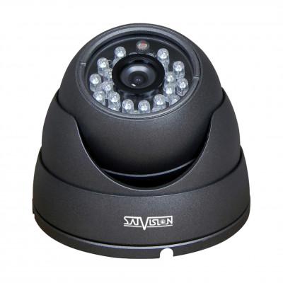 SVC-D295 V.2.0 Внутренняя купольная AHD-видеокамера 5Mpix 2,8мм.
