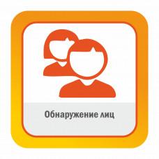 Модуль ПО Обнаружение лиц (Захват лиц в видеопотоке)