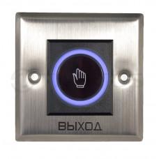 PTE-301 Кнопка выхода врезная металлическая бесконтактная
