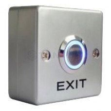 TS-CLACK LIGHT Кнопка выхода накладная металлическая