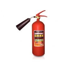 Огнетушитель углекислотный переносной ОУ-3 вместимость 3 л.