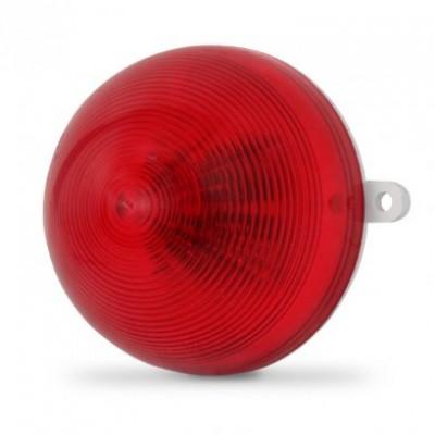 Оповещатель охранно-пожарный световой Молния-12С