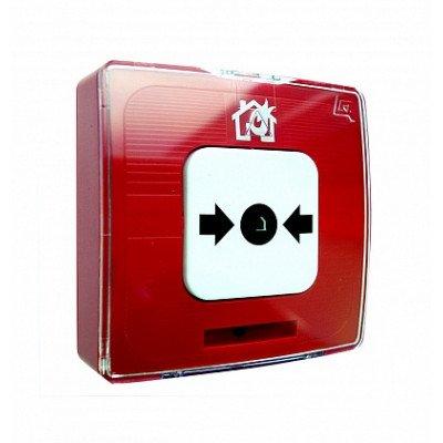 Извещатель пожарный ручной адресный ИПР 513-11