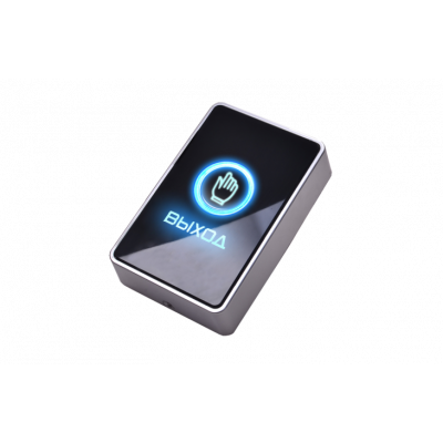 DR-03 Кнопка выхода накладная сенсорная