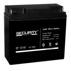 Аккумулятор SF 1218 12В 18 Ач
