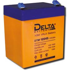 Аккумулятор DTM 12045 12В 4.5Ач