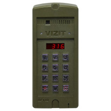 Блок вызова БВД-316RCP