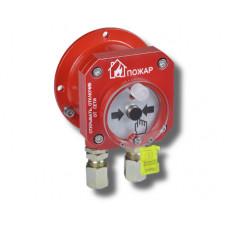 Извещатель пожарный ручной взрывозащищенный ИП 512 Спектрон-512-Н-ИПР-В