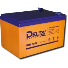 Аккумулятор DTM 1212 12В 12Ач