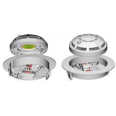 Извещатель пожарный дымовой оптико-электронный точечный ИП 212-45 для подвесного потолка