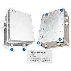 Источник вторичного электропитания СКАТ-2400 исп.5