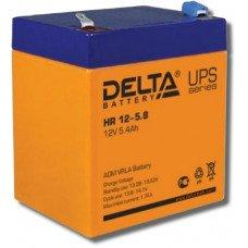 Аккумулятор HR 12-5.8  12В 5.8Ач