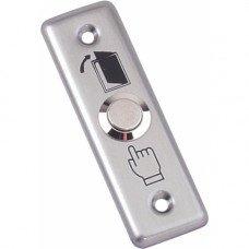AT-H801А Кнопка выхода врезная металлическая