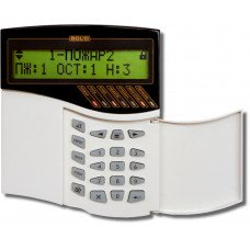 Пульт контроля и управления охранно-пожарный С2000М