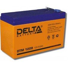 Аккумулятор DTM 1209 12В 9Ач