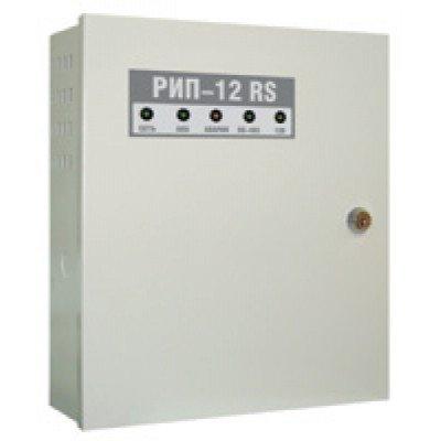 Источник питания резервированный, 12 В, 3 А (10 мин-4 А) ИБП РИП-12/317М1-Р-RS (РИП-12 исп.50)