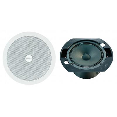 CS-05(W) Громкоговоритель потолочный, 5 Вт, 92 дБ, 150-14000 Гц