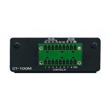 CT-100M Интерфейсный модуль для FTA-108S, 'сухие контакты', RS-232, RS-422