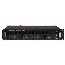 DPA-150Q Четырехканальный трансляционный цифровой усилитель мощности, 4 х 150 Вт