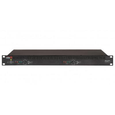 DPA-230DC Трансляционный цифровой усилитель мощности, 2 х 300 Вт