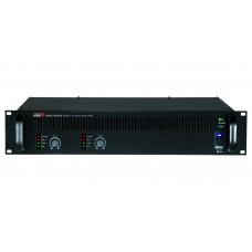 DPA-300D Двухканальный трансляционный цифровой усилитель мощности, 2 х 300 Вт