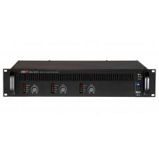 DPA-300T Трехканальный трансляционный цифровой усилитель мощности, 3 х 300 Вт