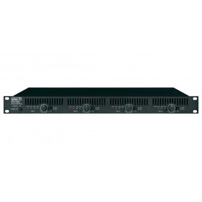 DPA-430H Четырехканальный цифровой усилитель мощности, 300 Вт на канал