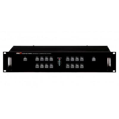 ECS-6216MS Блок расширения матричного контроллера, 16 зон