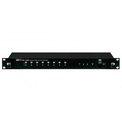 FRA-108S Оптический приемник, 8 каналов аудио