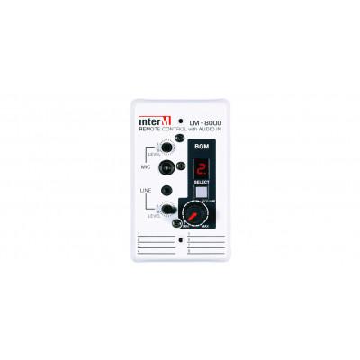 LM-8000 Пульт дист. управления PX-8000D, врезной