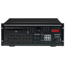 PAC-5600 Цифровая комбинированная система, 24 зоны, 2 х 300 Вт, CD, USB, DRP, тюнер, тревожное сообщение