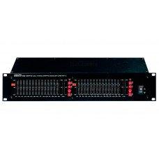 EQ-2215 Двухканальный графический эквалайзер, 15-полосный